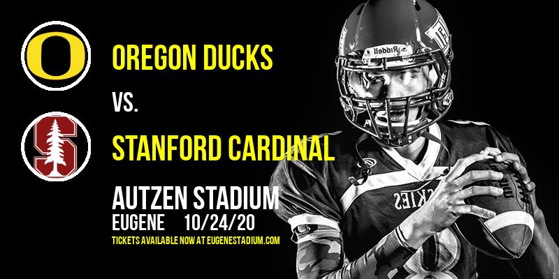 Oregon Ducks vs. Stanford Cardinal at Autzen Stadium