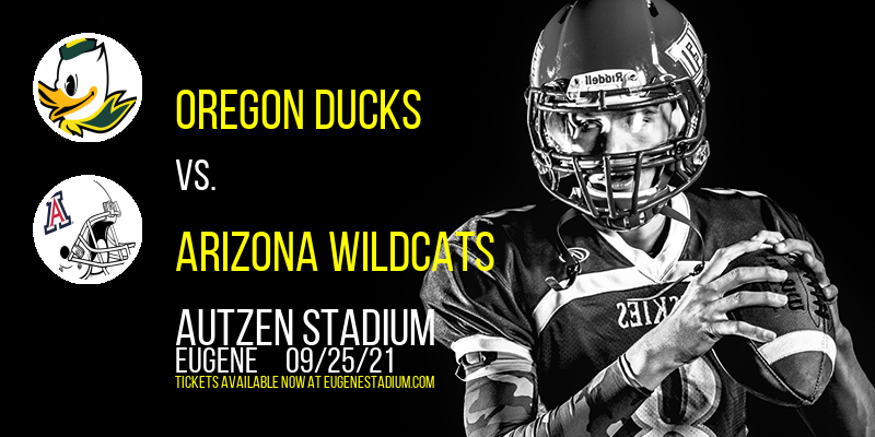 Oregon Ducks vs. Arizona Wildcats at Autzen Stadium